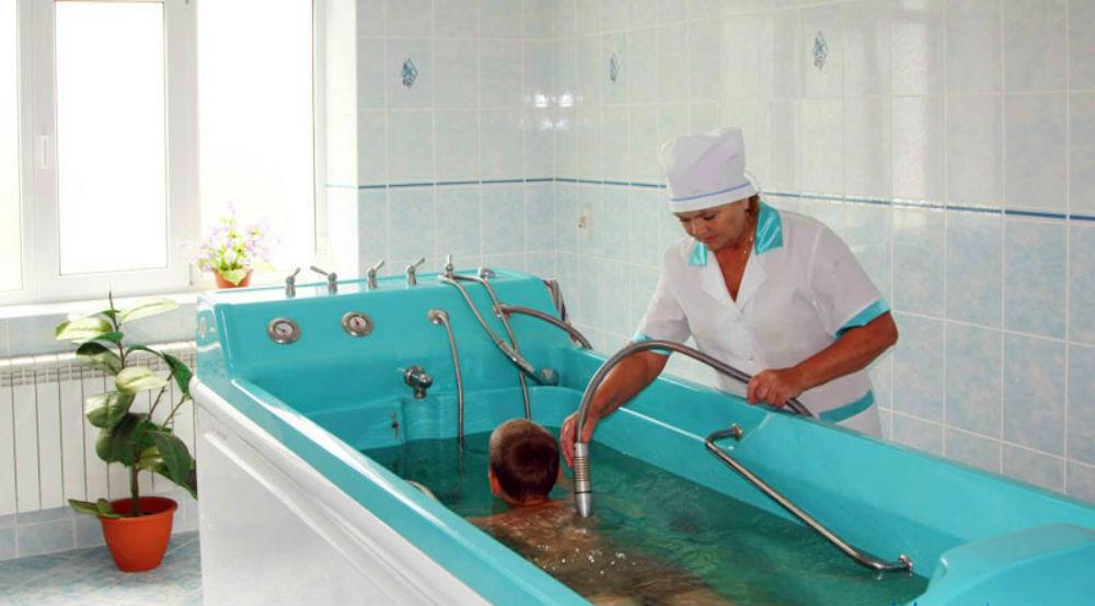санатории в евпатории лечение суставов