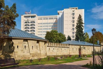 Санатории по лечению суставов и позвоночника в кисловодске